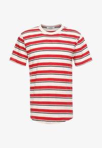 Samsøe Samsøe - BORDING - T-shirts med print - cherry - 4