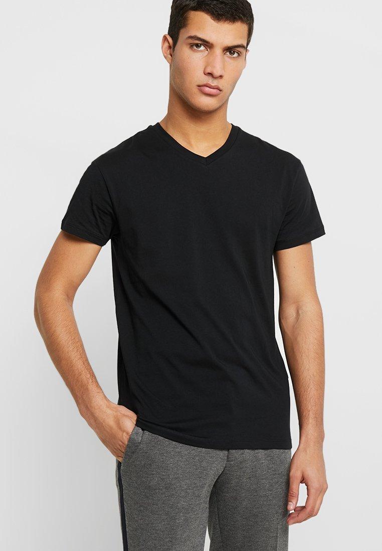 Samsøe Samsøe KRONOS - T-shirt basic - black