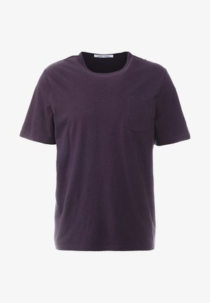 FINN - T-shirt med print - dark purple