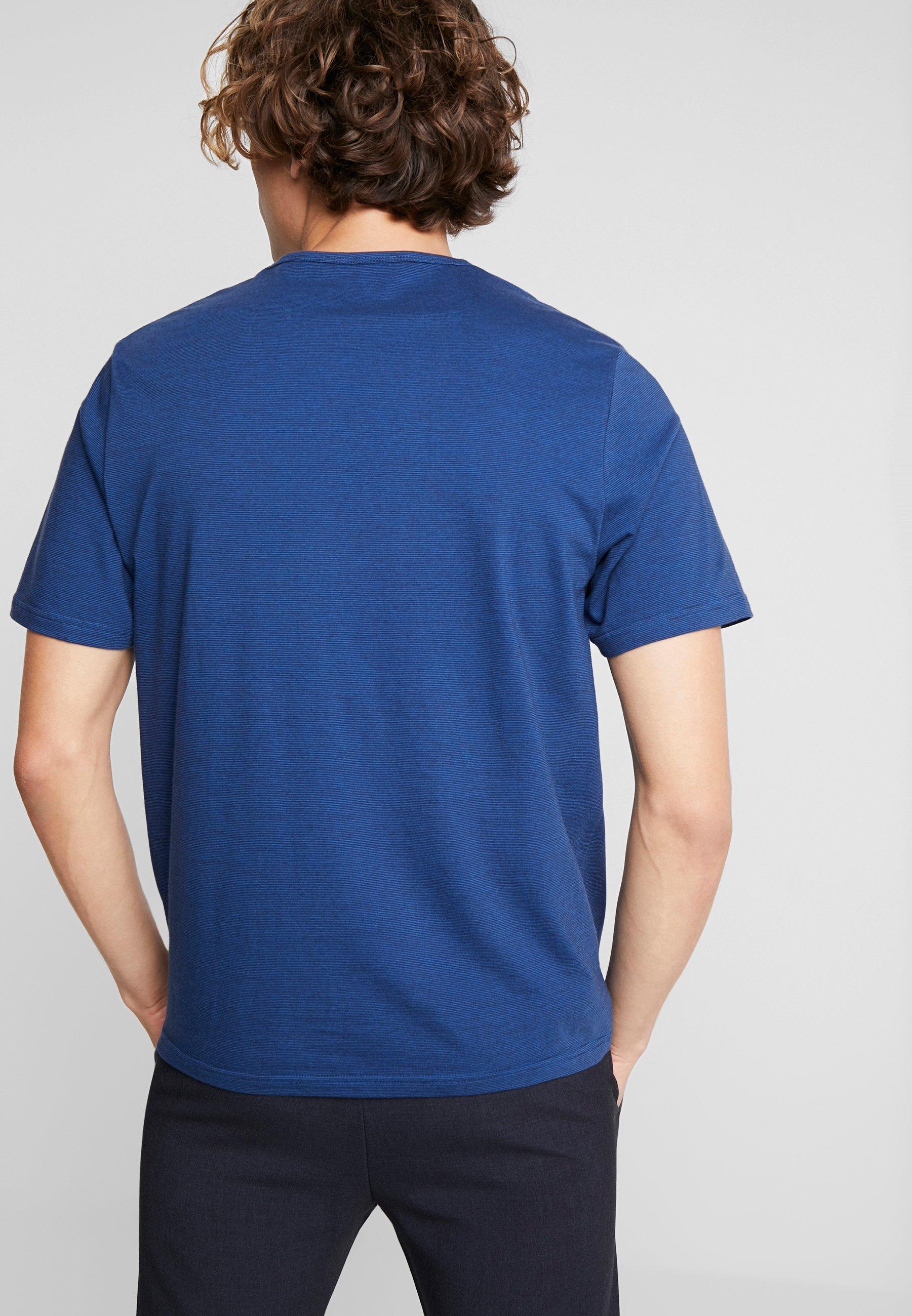 Sky Imprimé FinnT Samsøeamp; shirt Classic gf7b6y
