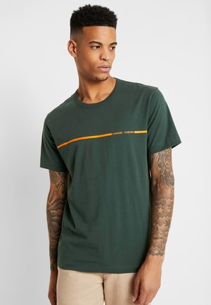 BOGENSE - T-Shirt print - deep forest