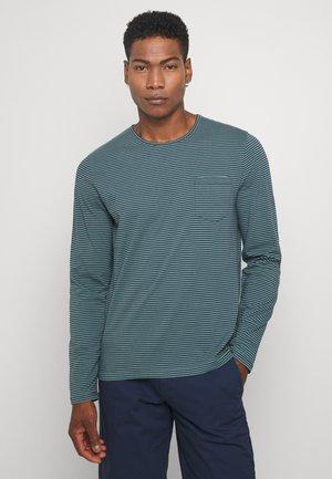 FINN - Bluzka z długim rękawem - sagebrush green