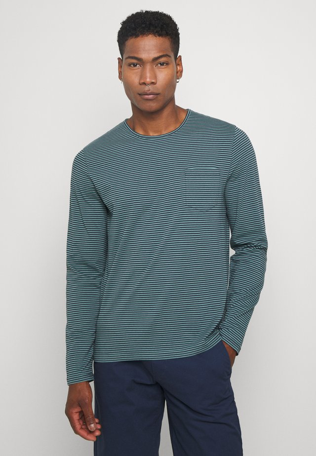 FINN - Long sleeved top - sagebrush green