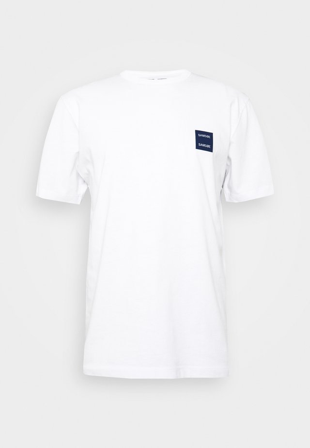 TARKO - T-shirt basic - white
