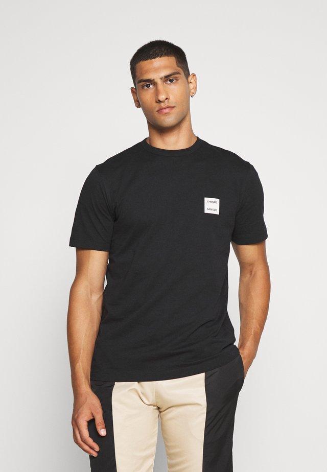 TARKO - Basic T-shirt - black