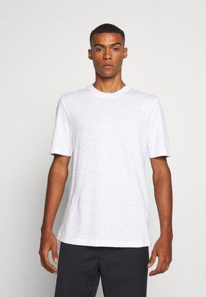 BALLUM  - T-shirt basic - white