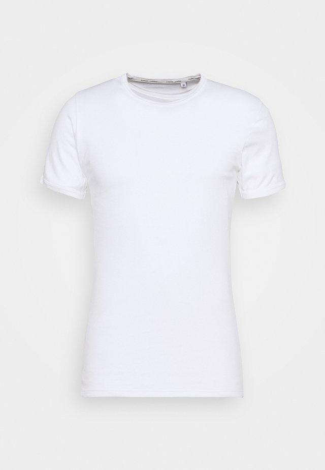 PLUTO - Basic T-shirt - white