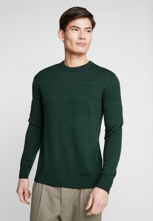 SEI CREW NECK  - Pullover - deep forest