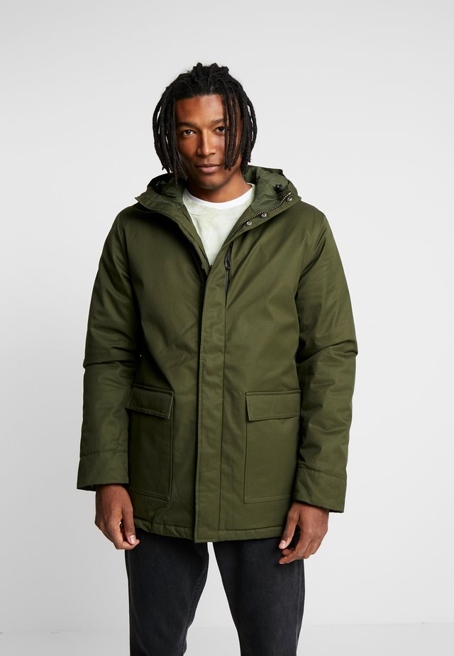 BEL JACKET - Parka - deep depths