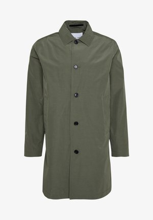 MASSA COAT - Short coat - deep lichen green