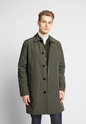 MASSA COAT - Krátký kabát - deep lichen green