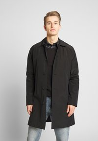 Samsøe Samsøe - MASSA COAT - Short coat - black - 0