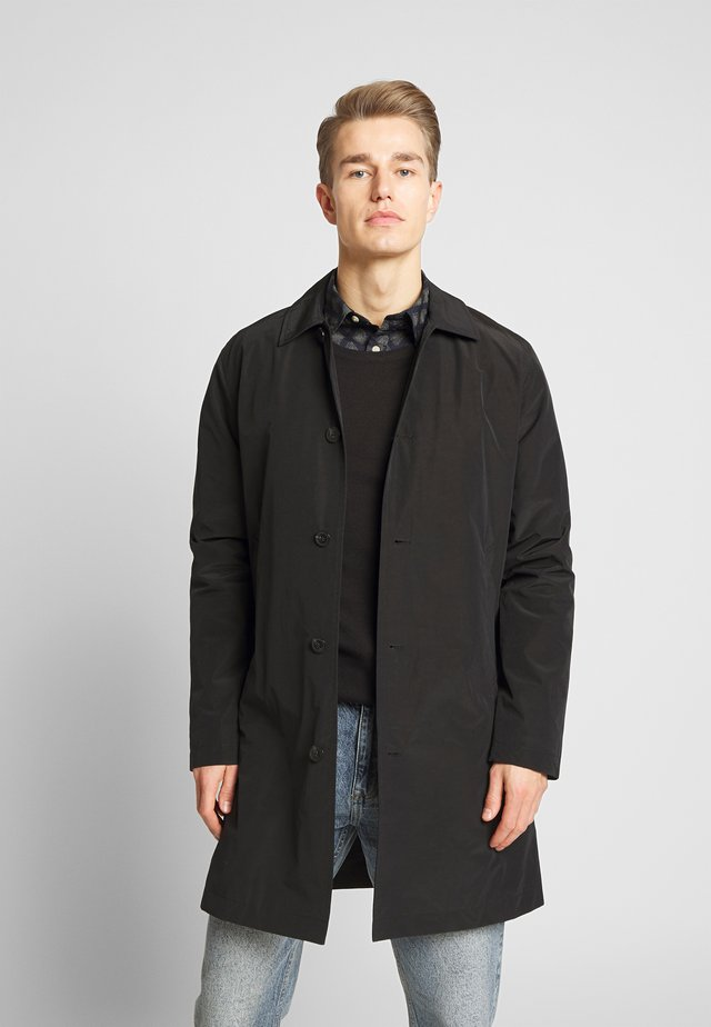 MASSA COAT - Kurzmantel - black