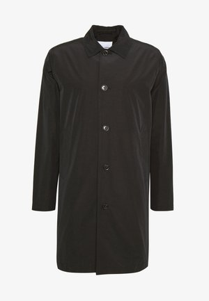 MASSA COAT - Halflange jas - black