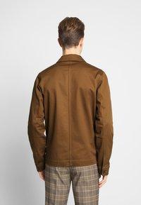 Samsøe Samsøe - NEW WORKER JACKET - Summer jacket - monks robe - 2