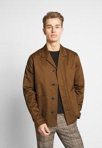 Samsøe Samsøe - NEW WORKER JACKET - Summer jacket - monks robe - 0