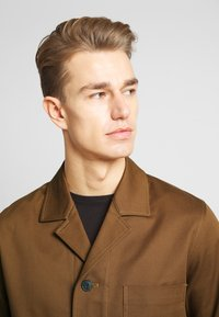 Samsøe Samsøe - NEW WORKER JACKET - Summer jacket - monks robe - 3