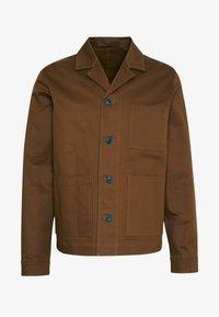 Samsøe Samsøe - NEW WORKER JACKET - Summer jacket - monks robe - 4