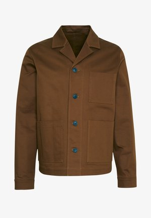 NEW WORKER JACKET - Lehká bunda - monks robe