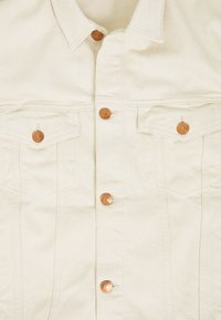 Samsøe Samsøe - LAUST JACKET  - Giacca di jeans - beige - 2