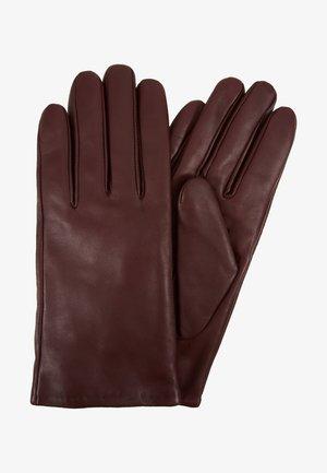 POLETTE GLOVE  - Handschoenen - tawny port