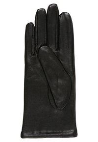 Samsøe Samsøe - POLETTE GLOVE  - Handsker - black - 2