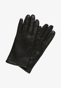 Samsøe Samsøe - POLETTE GLOVE  - Fingervantar - black - 0