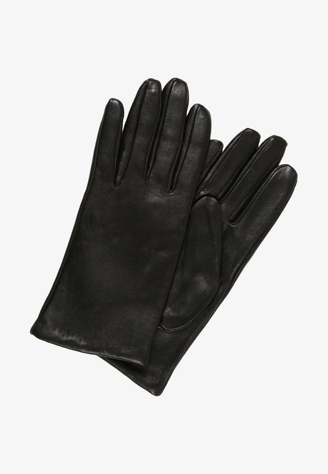 POLETTE GLOVE  - Fingerhandschuh - black