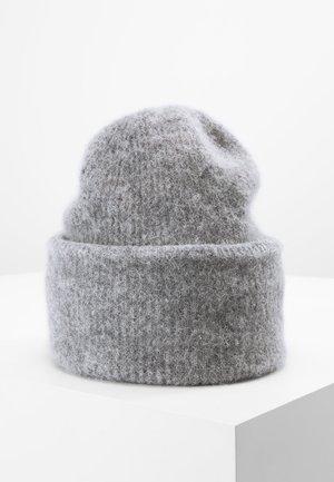 NOR HAT - Bonnet - grey melange