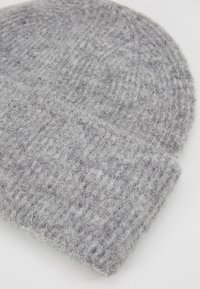 Samsøe Samsøe - NOR HAT - Bonnet - grey/dark grey - 4