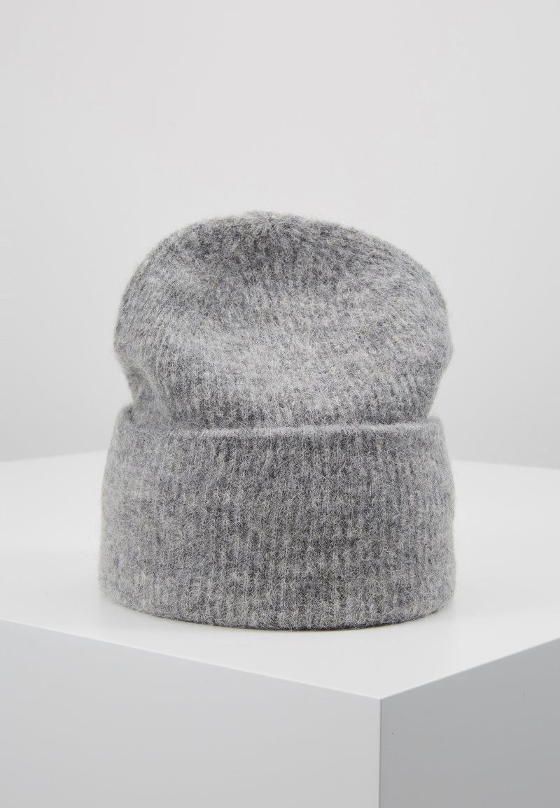 Samsøe Samsøe - NOR HAT - Bonnet - grey/dark grey