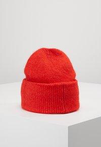 Samsøe Samsøe - NOR HAT - Mütze - flame scarlet - 2