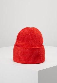 Samsøe Samsøe - NOR HAT - Mütze - flame scarlet - 0