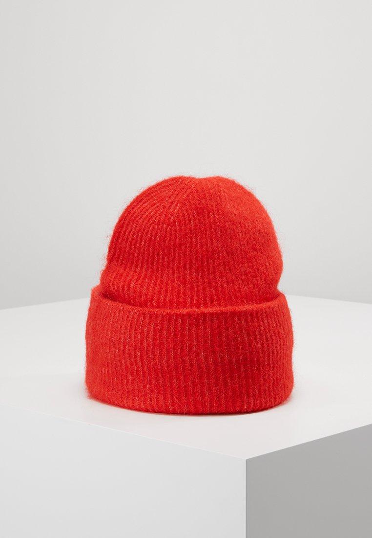 Samsøe Samsøe - NOR HAT - Mütze - flame scarlet