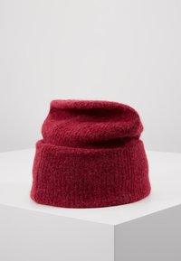 Samsøe Samsøe - NOR HAT - Mütze - persian red - 2