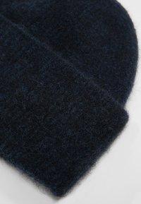 Samsøe Samsøe - NOR HAT - Mütze - dark blue melange - 3