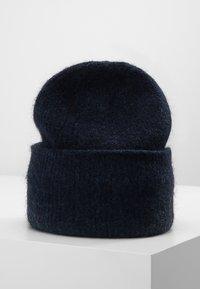 Samsøe Samsøe - NOR HAT - Mütze - dark blue melange - 0