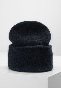 Samsøe Samsøe - NOR HAT - Mütze - dark blue melange - 2