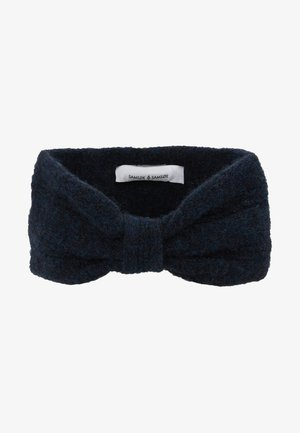HEADBAND - Oorwarmers - dark blue melange
