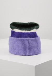 Samsøe Samsøe - NOR HAT - Lue - aster purple - 2