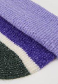 Samsøe Samsøe - NOR HAT - Lue - aster purple - 4