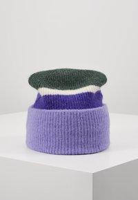 Samsøe Samsøe - NOR HAT - Lue - aster purple - 0