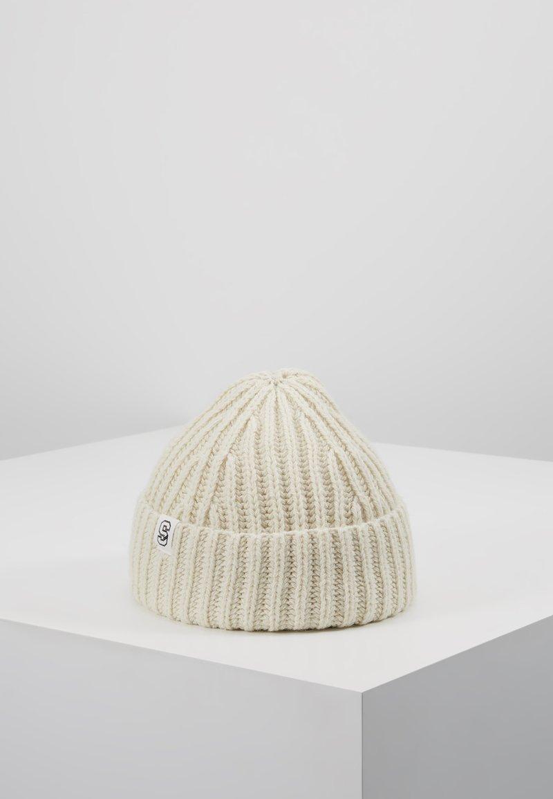 Samsøe & Samsøe - CALE HAT - Muts - white asparagus