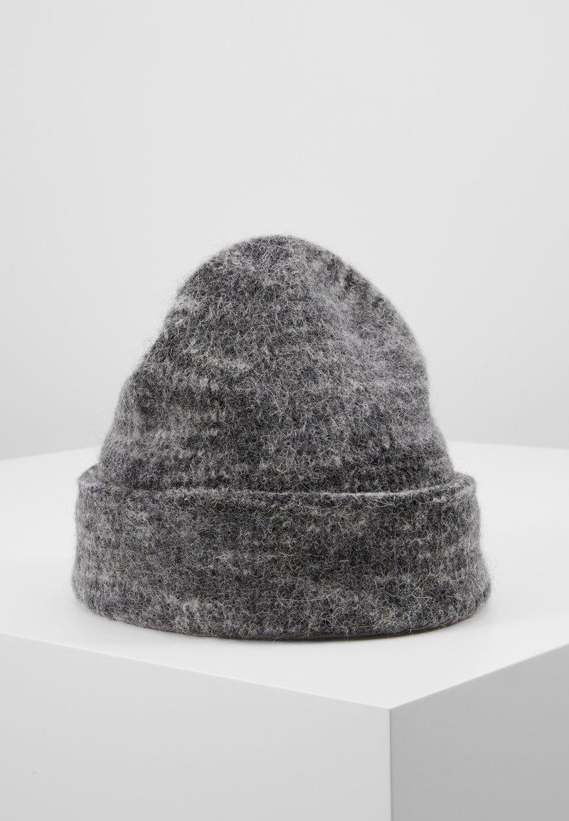 Samsøe Samsøe - DARA HAT - Muts - charcoal
