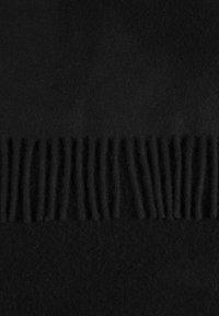 Samsøe Samsøe - ACCOLA MAXI SCARF  - Sjal / Tørklæder - black - 2