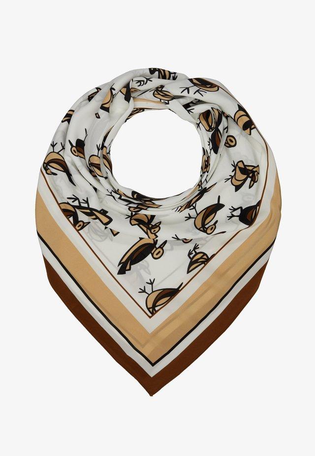HAILAN SCARF - Šátek - brown
