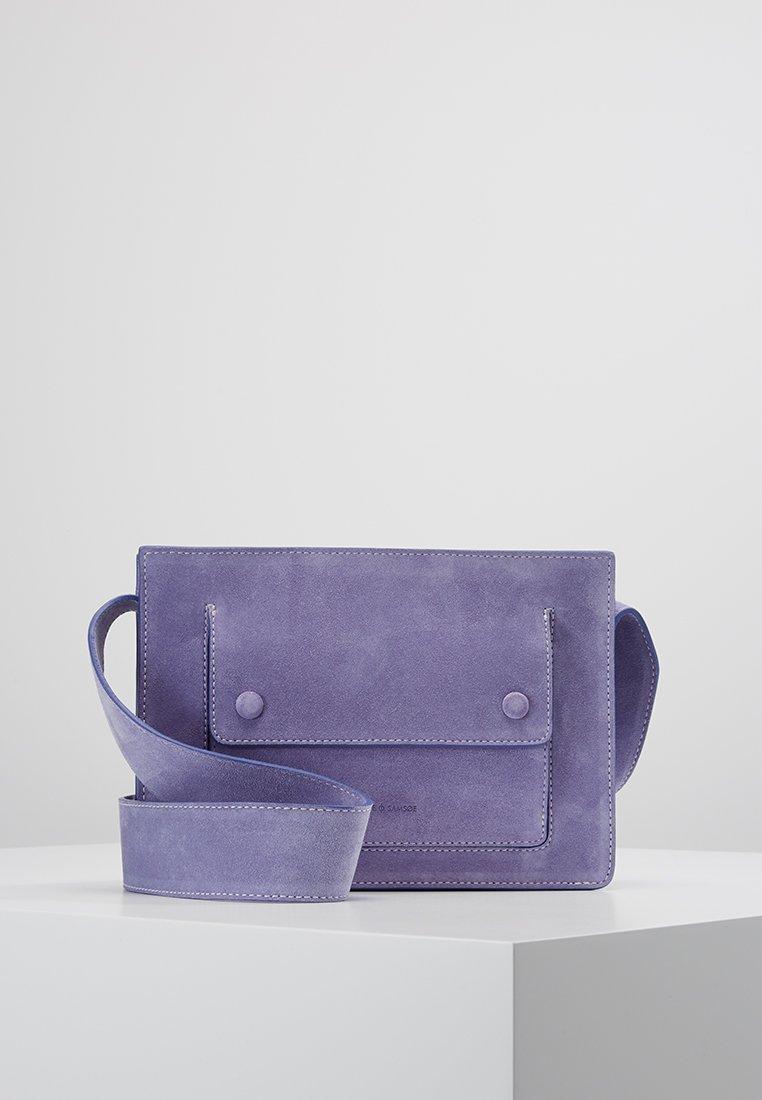 Samsøe & Samsøe - KOSTROVA BAG - Handtasche - violet tulip