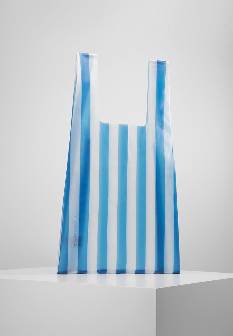 Samsøe Samsøe - BETHEL - Shopping bag - blue aster