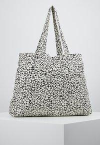Samsøe Samsøe - SHOPPER - Shopping bags - ecru - 2