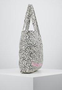 Samsøe Samsøe - SHOPPER - Shopping bags - ecru - 3